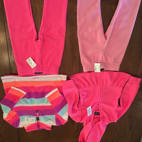 Children's Place Other - NWT - Two 2T Warm Winter Outfits